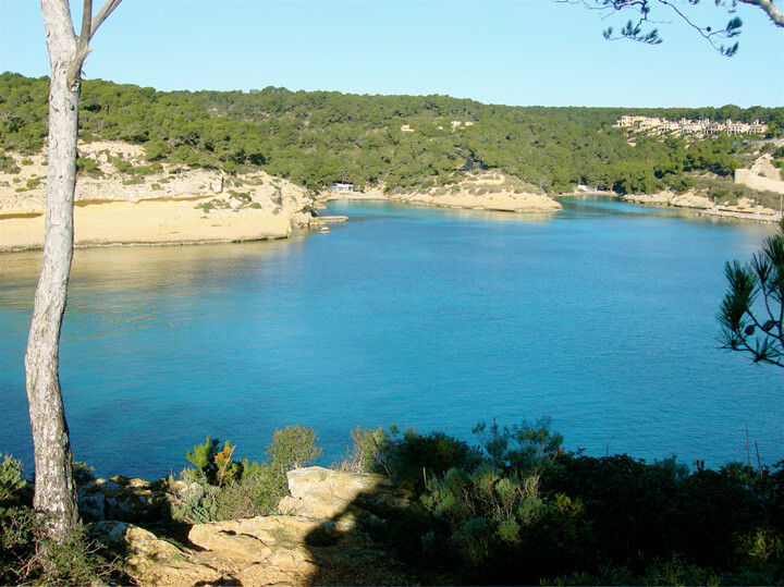 fishingtripmajorca.co.uk boat trips to Cabo Figuera in Majorca