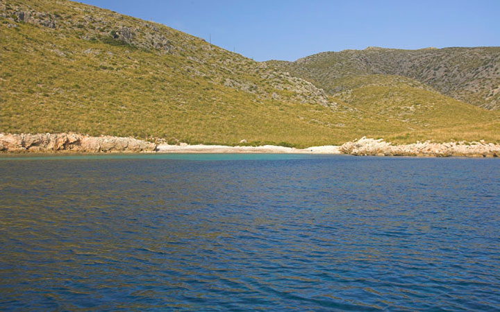 fishingtripmajorca.co.uk boat tours to Calo Pollença in Majorca