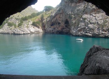 fishingtripmajorca.co.uk boat trips to Calobra in Majorca