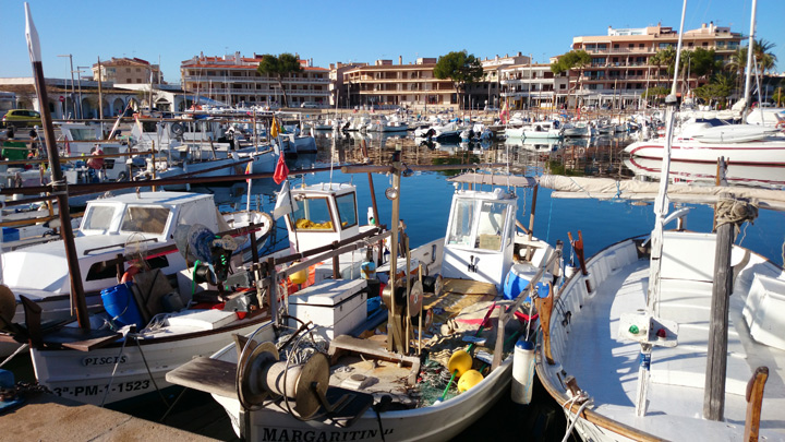 fishingtripmajorca.co.uk boat trips from Colonia Sant Jordi in Majorca