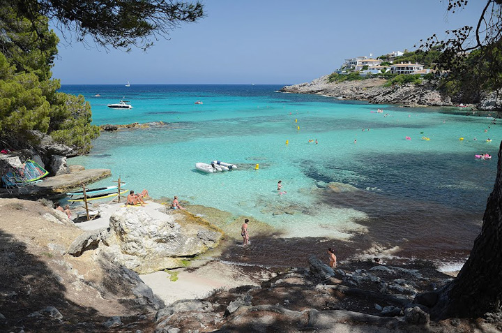fishingtripmajorca.co.uk boat trips Font sa Cala in Majorca