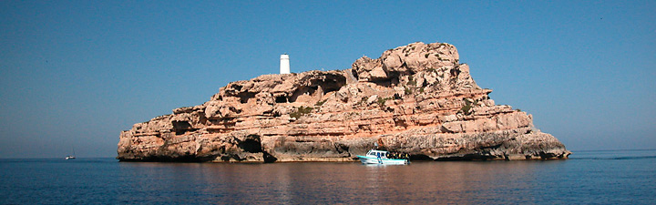 fishingtripmajorca.co.uk boat trips to islands Toro in Majorca