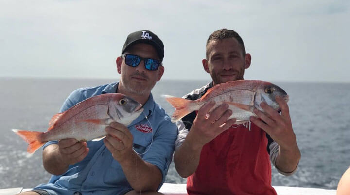 www.fishingtripmajorca.co.uk fishing excursions in Andratx Mallorca with Ferre