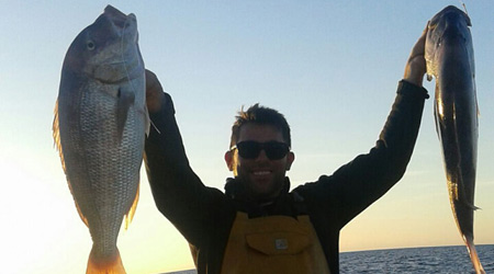 Let's go fishing with Fishingtrip Majorca